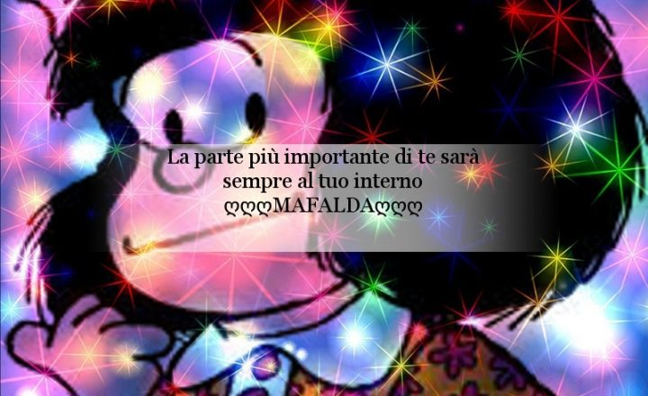 La parte più importante di te…