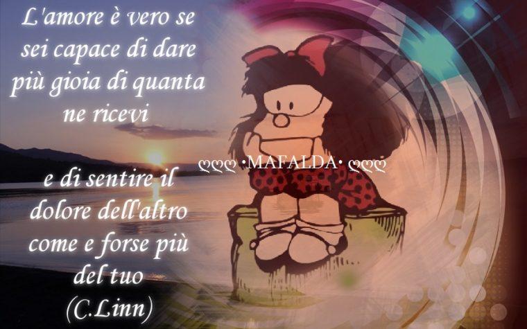 L'amore è vero se…